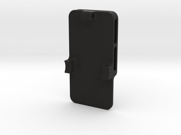 iPhone 4 Quill Stem Bicycle Mount 3d printed