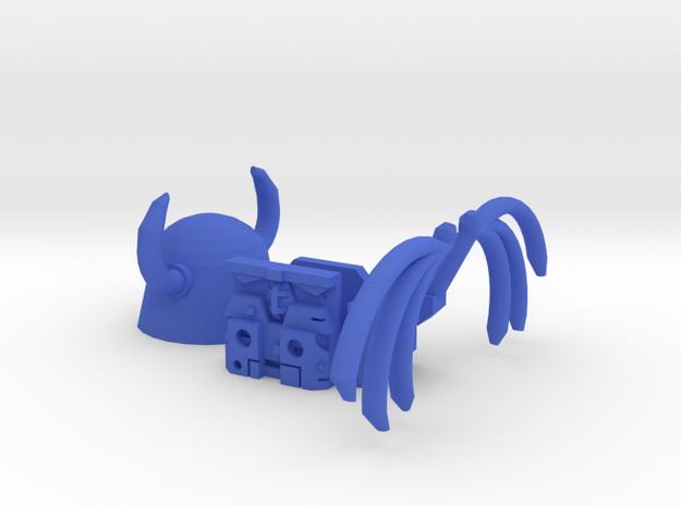 Hungry Bot Upgrade Set 3d printed