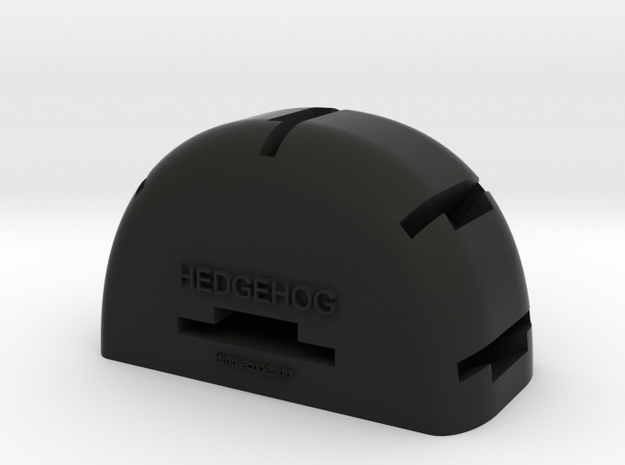USB flash drive holder: HEDGEHOG 3d printed