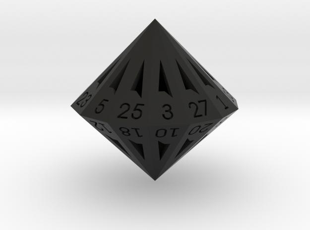 28 Sided Die - Large 3d printed