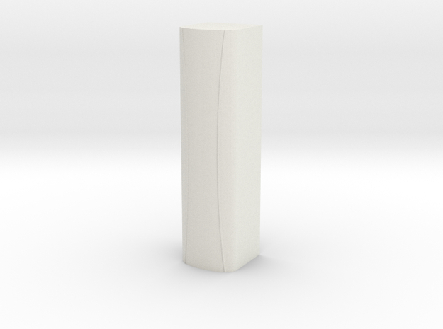 N Scale LMS CCT Shell for Stove R chassis 3d printed