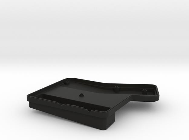 ErgoDox Bottom Right Case (double slope) 3d printed