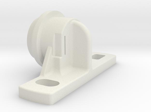 BrakeLightSwitchNew in White Natural Versatile Plastic