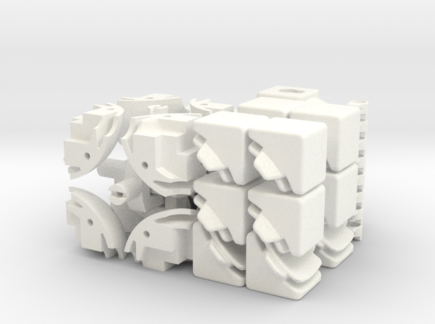 Opposition Cube 3d printed