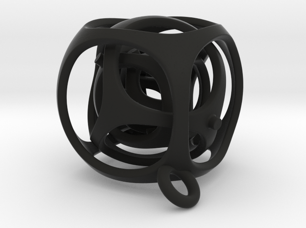 Gyro the Cube (XS) (Ring + Smooth)