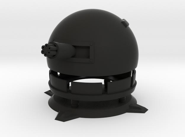 Fieldrunners Gatling Turret 5cm 3d printed