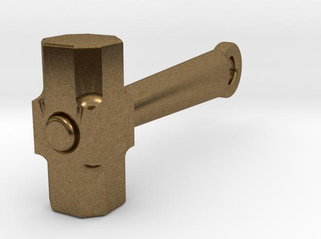 Mini Sledge Hammer Pendant 3d printed