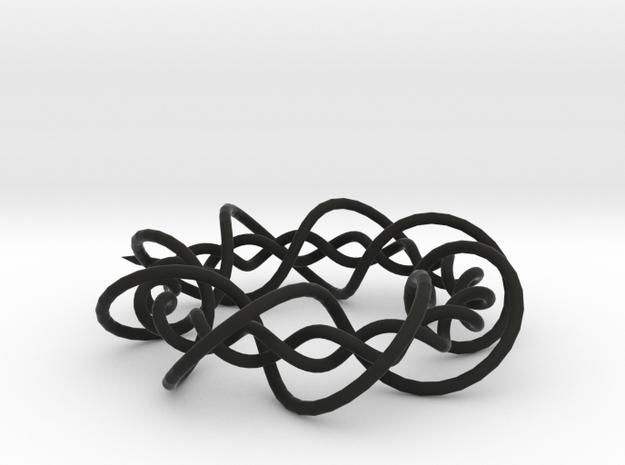 Circular Helix 3d printed