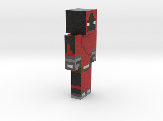 6cm | Linkcrosser 3d printed