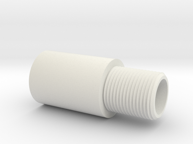 Universal Thread Adapter (14mm)  3d printed