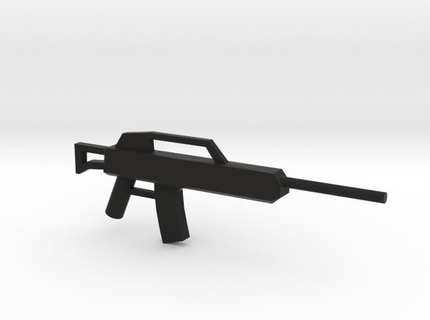 G36 Rifle in Black Natural Versatile Plastic