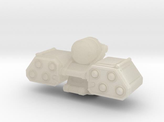 missile pod1 3d printed