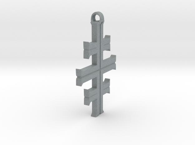Cross 3d printed