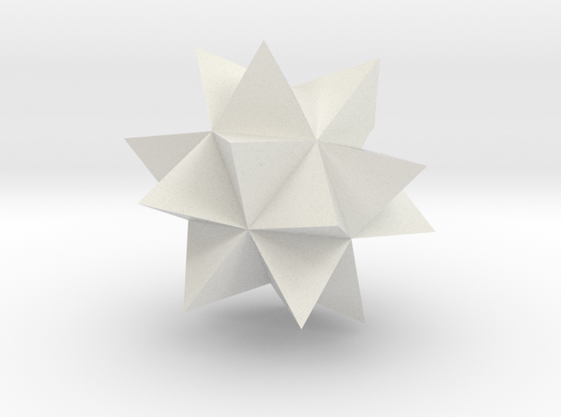Wolfram Mathematica Spikey in White Strong & Flexible