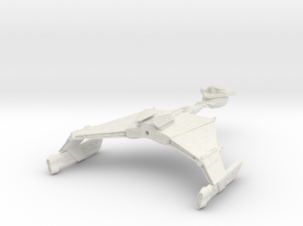 warship in White Strong & Flexible