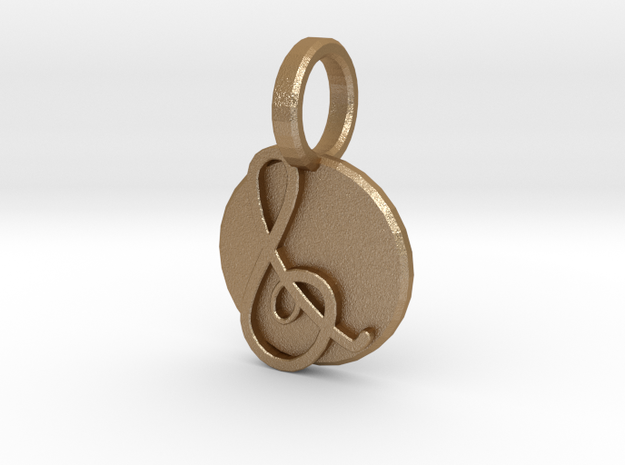 Octavia Pendant 3d printed