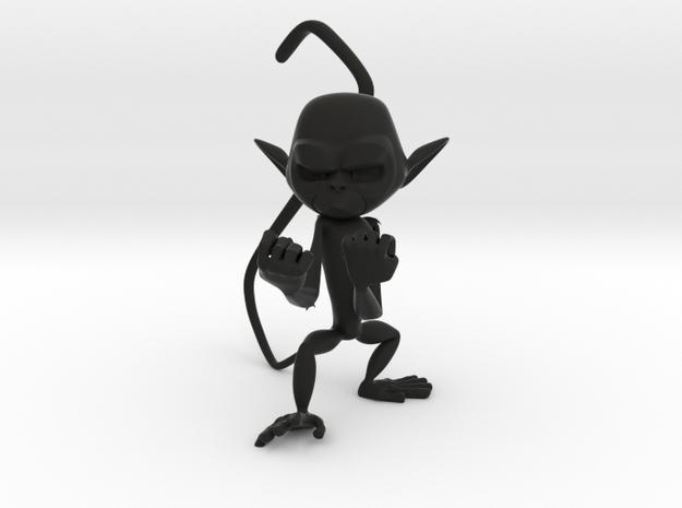 Fighting monkey ! 3d printed