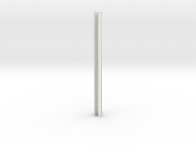 zip1200 lengte 20 m 1:87 in White Natural Versatile Plastic