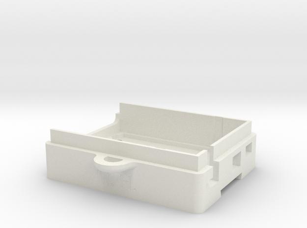 AirCasting Air Monitor Base in White Natural Versatile Plastic