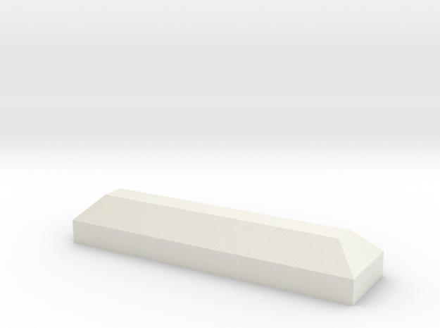 NL101 - Vrijbalk (H0) in White Strong & Flexible