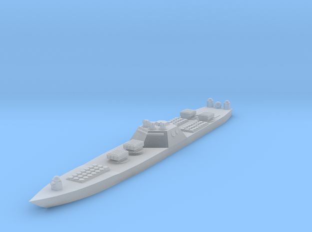 Arsenal Ship 1:2400 x1 3d printed