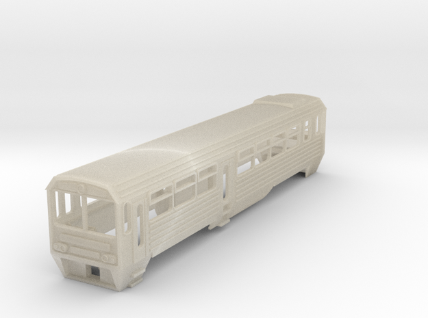 Mbxd2 - 001 railcar body, HOe scale 3d printed