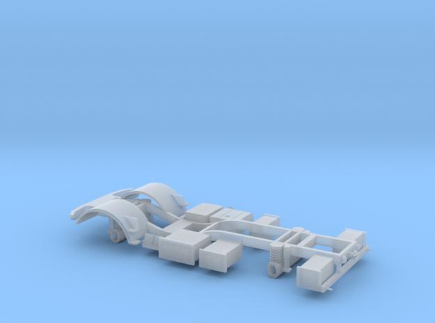 0003-Fahrgestell ohne Zubehör 3d printed