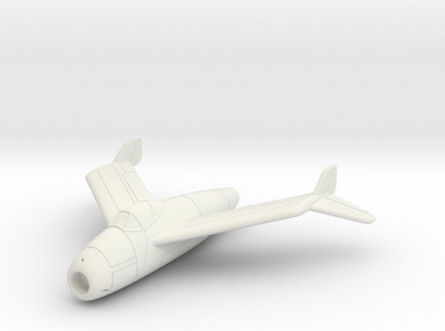 1/100 Blohm und Voss P.212.03 in White Strong & Flexible