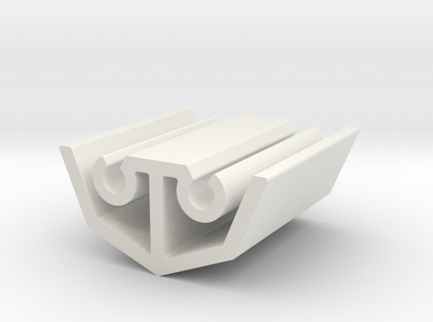 4 Sided Extrusion 3d printed