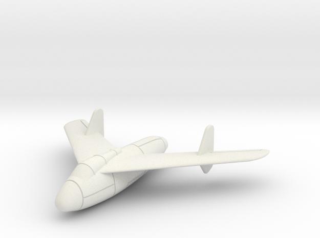 1/100 Junkers Ef-128 3d printed