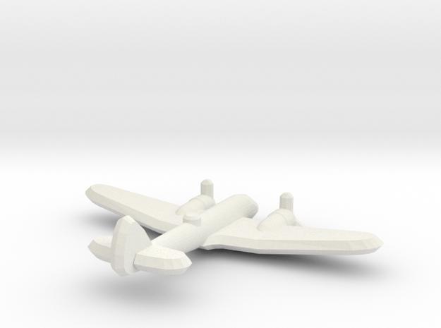 Bristol Blenheim Mk. IF 1:900 in White Natural Versatile Plastic