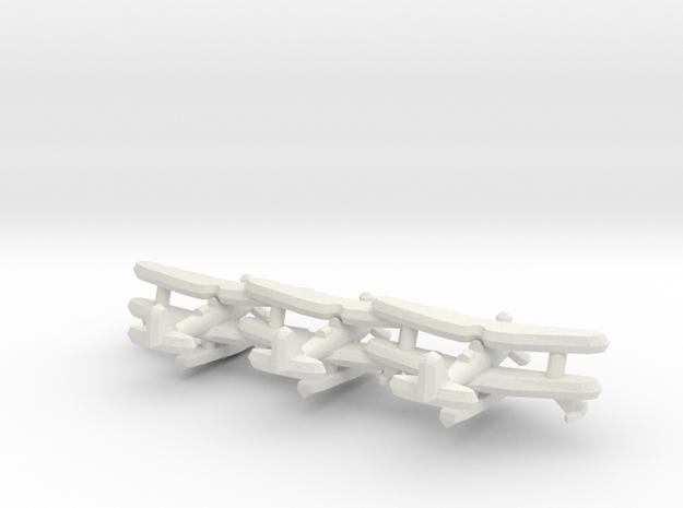 F1M 'Pete' (Triplet) 1:900 in White Natural Versatile Plastic