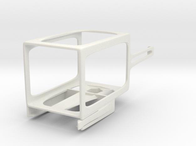 Lytro Tripod Mount in White Natural Versatile Plastic