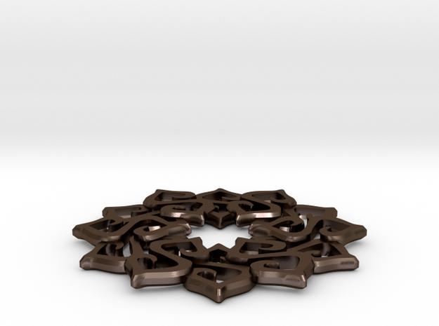 Nimyade Star Pendant 3d printed