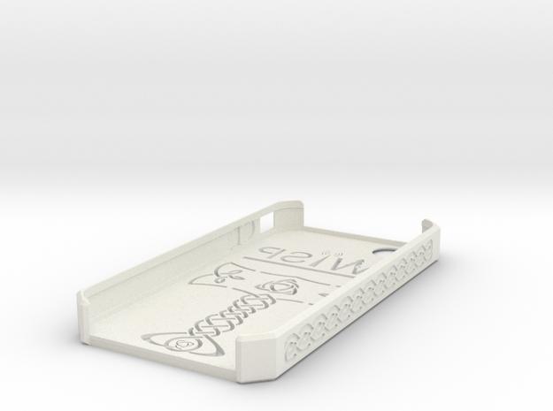 IWISP case in White Natural Versatile Plastic