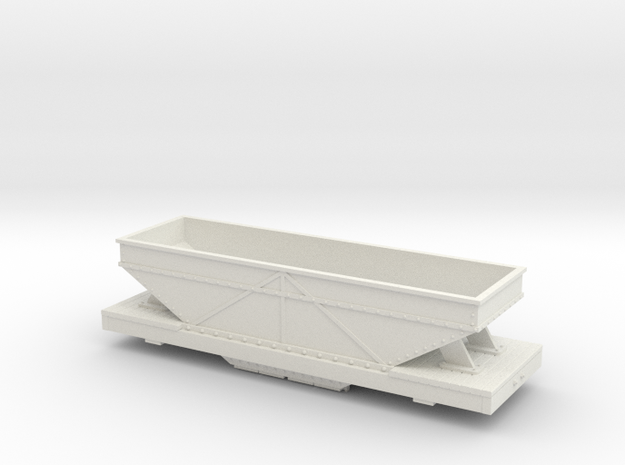 hop steel 35 in White Natural Versatile Plastic