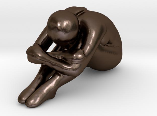 Female Sculpture 30mm 3d printed