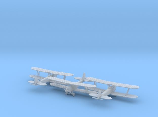 1/285 Polikarpov PO-2 x3 3d printed