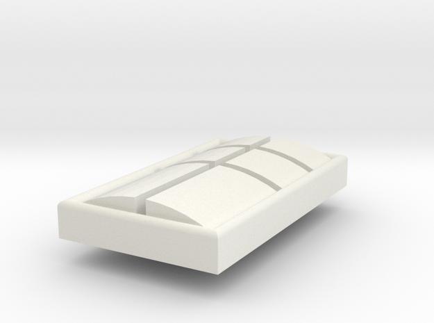 fingerman in White Natural Versatile Plastic