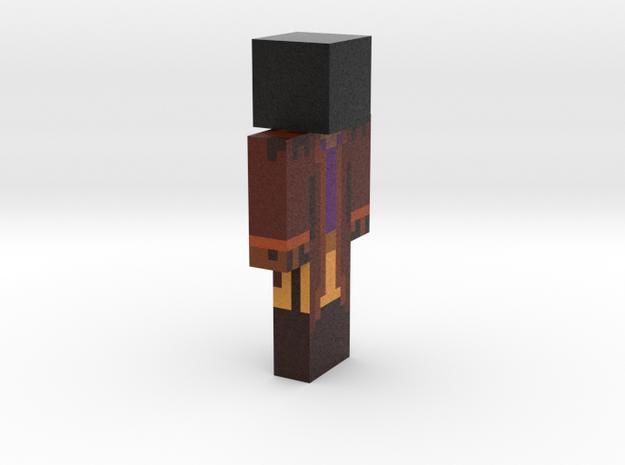 6cm | _Talus_ 3d printed