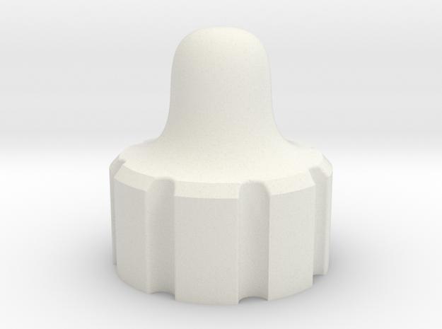 Guitar control knob 3d printed