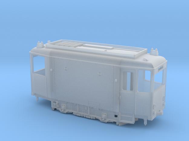 Tram Leipzig ATW 5092 Schleifwagen (1:87) H0 3d printed