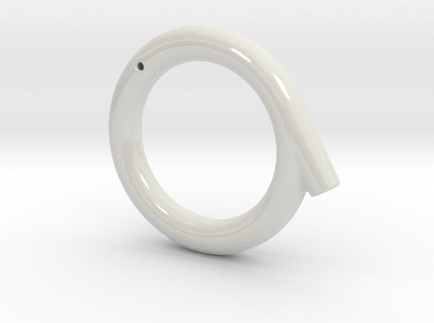 RINGFLUTE 3d printed