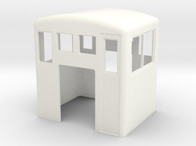 On30 modern centre cab 3d printed