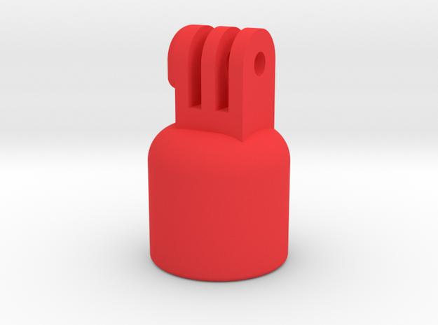 "GoPro Pole Mount (Fits 3/4"" Sch 40 PVC) 3d printed"