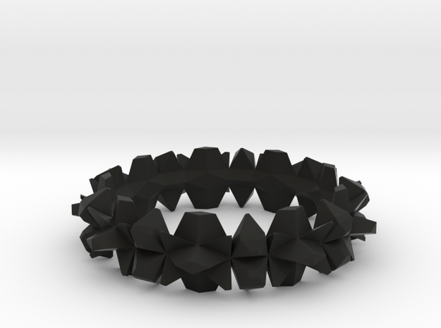 bangle 002 solid 75mm 3d printed