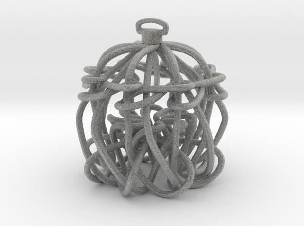 Knot Ornament 3d printed