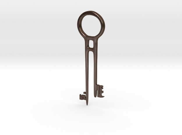 Davy Jones's Key 3d printed
