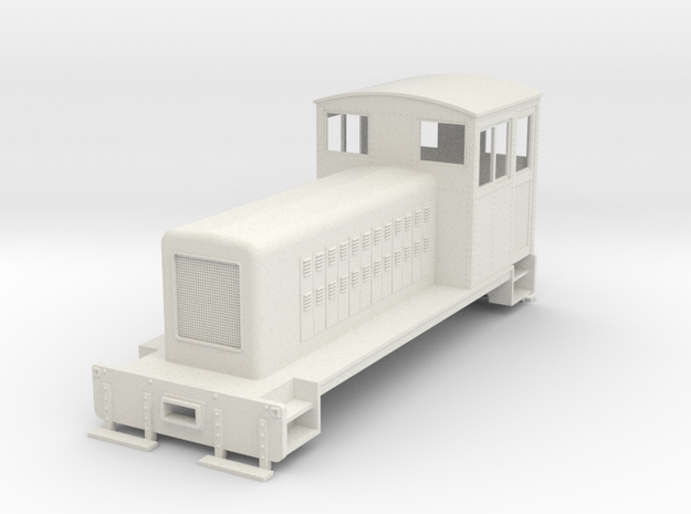 1:35n2 switcher conversion body in White Strong & Flexible