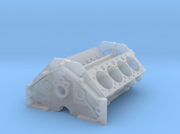 1/12 Small Block Chevy High Detail Block 3d printed